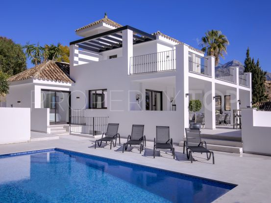 Villa in Nueva Andalucia with 5 bedrooms | SMF Real Estate