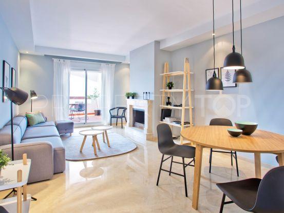 2 bedrooms ground floor apartment in Aloha Real | Marbella Unique Properties