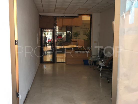 Commercial premises for sale in Marbella - Puerto Banus | Marbella Unique Properties