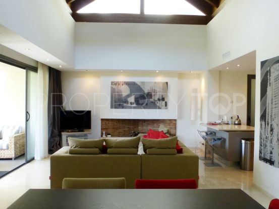 For sale 3 bedrooms ground floor apartment in Imara, Marbella Golden Mile | Marbella Unique Properties