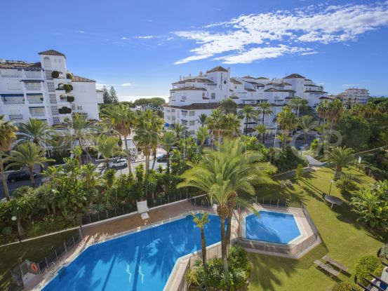 Apartment for sale in Playas del Duque with 2 bedrooms | Inmobiliaria Luz