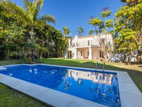 Villa in Guadalmina Alta with 6 bedrooms   Inmobiliaria Luz