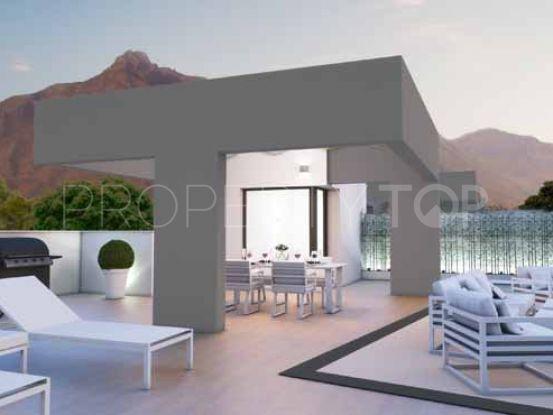 Ground floor apartment in Nueva Andalucia for sale | Inmobiliaria Luz