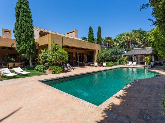 For sale Guadalmina Baja 4 bedrooms villa | Inmobiliaria Luz
