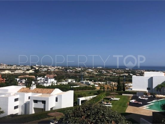 For sale apartment with 2 bedrooms in Los Flamingos Golf, Benahavis | Inmobiliaria Luz