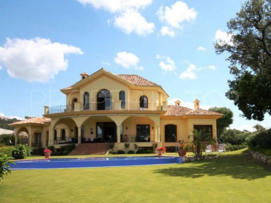 Villa for sale in La Zagaleta with 5 bedrooms | Inmobiliaria Luz