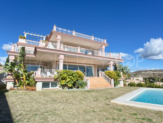 8 bedrooms Los Flamingos Golf villa for sale | Inmobiliaria Luz