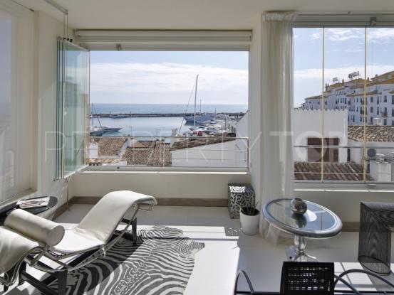Marbella - Puerto Banus 2 bedrooms penthouse for sale | Inmobiliaria Luz