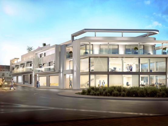 Penthouse for sale in Cancelada, Estepona | Inmobiliaria Luz