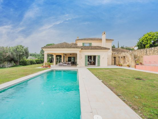 Sotogrande villa for sale | Inmobiliaria Luz