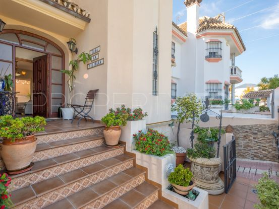 Semi detached house for sale in San Pedro de Alcantara | Inmobiliaria Luz