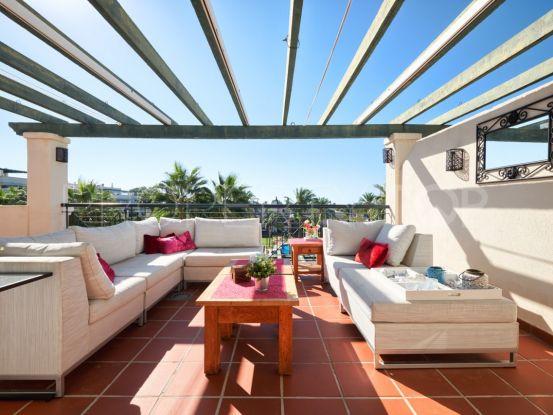 Atico a la venta con 2 dormitorios en Lorcrimar, Nueva Andalucia | Inmobiliaria Luz