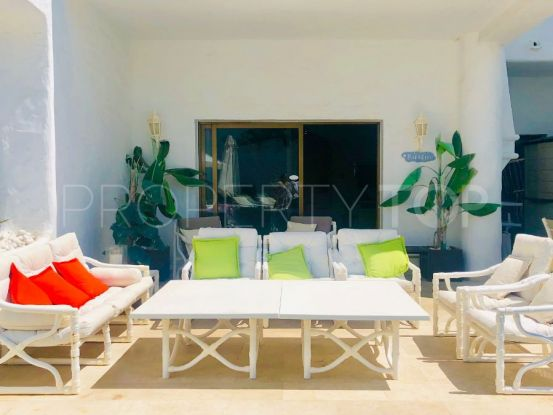 Town house in Marbella Golden Mile with 4 bedrooms | Inmobiliaria Luz