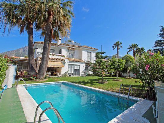 Villa in Marbella Centro with 4 bedrooms | Lamar Properties