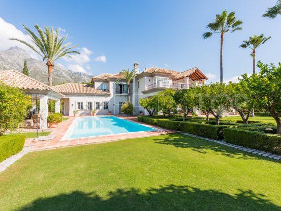 For sale Marbella Hill Club villa with 7 bedrooms | Lamar Properties