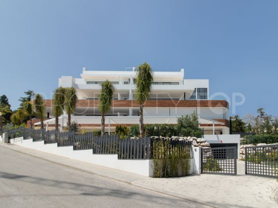 For sale penthouse in Marbella Golden Mile | Lamar Properties