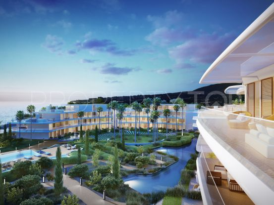 For sale apartment with 3 bedrooms in Estepona Playa | Lamar Properties
