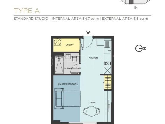 Apartment in Gibraltar - Westside for sale   Savills Gibraltar