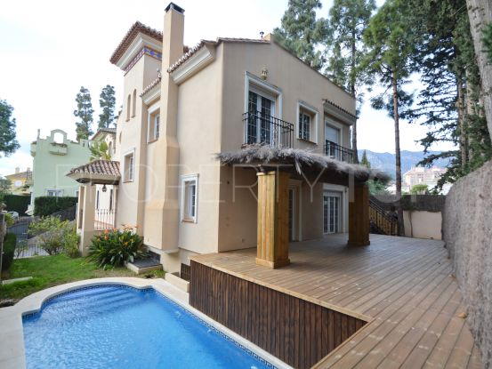 Chalet with 6 bedrooms for sale in Marbella Centro | Cosmopolitan Properties