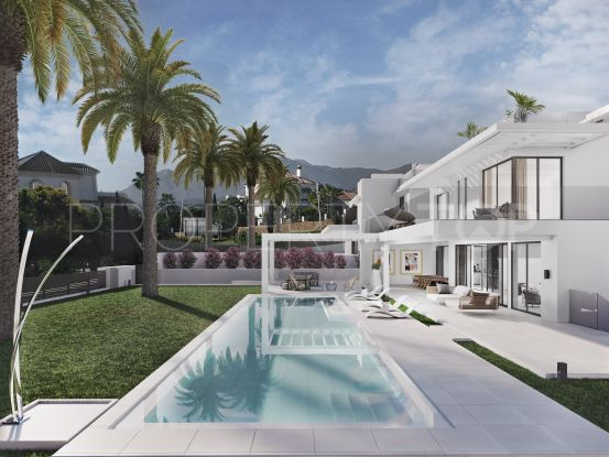 Villa in Los Flamingos Golf, Benahavis | Cosmopolitan Properties