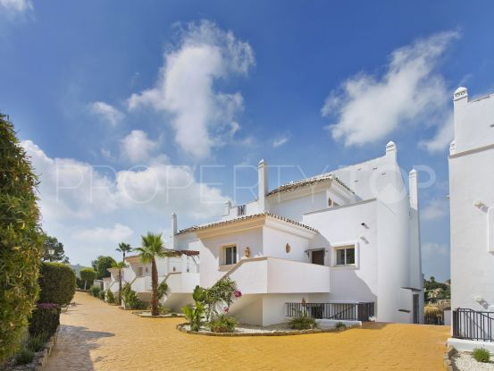 For sale duplex penthouse with 2 bedrooms in Aloha, Nueva Andalucia | Cosmopolitan Properties