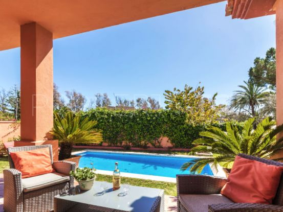 Villa for sale in Golden Beach, Marbella East | Cosmopolitan Properties