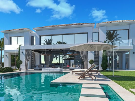 For sale villa in San Pedro de Alcantara with 5 bedrooms | Cosmopolitan Properties