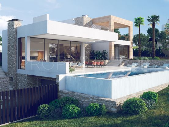 Buy Los Naranjos Hills villa with 4 bedrooms | CPI Kraft