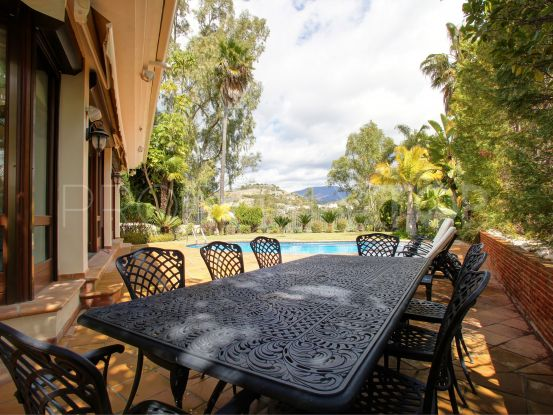 For sale 4 bedrooms villa in El Herrojo, Benahavis | CPI Kraft