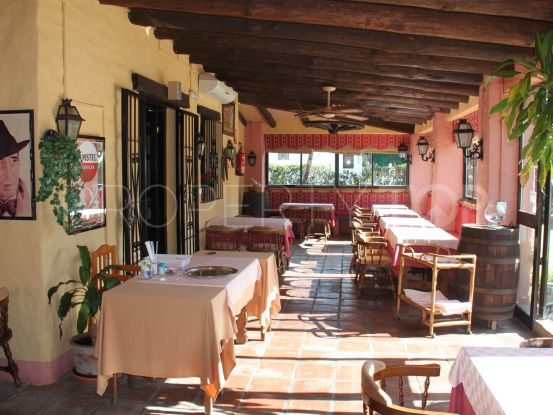 For sale restaurant in Estepona | CPI Kraft