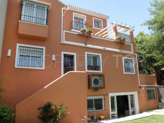 For sale 4 bedrooms semi detached villa in Marbella Hill Village | Vasari Properties