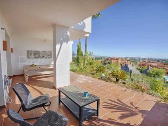 For sale Lomas del Marqués ground floor apartment | Benarroch Real Estate