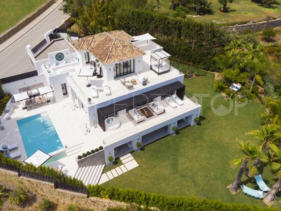 Buy Haza del Conde villa with 5 bedrooms | Benarroch Real Estate
