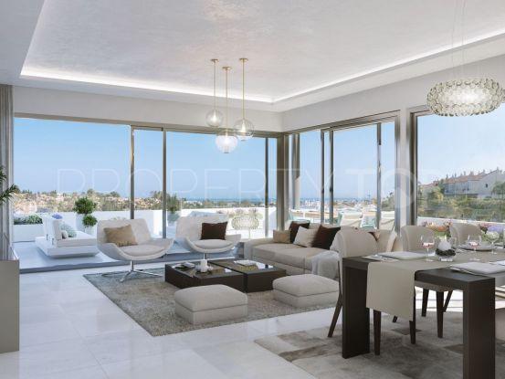 Ground floor apartment for sale in El Campanario Hills, Estepona | Benarroch Real Estate