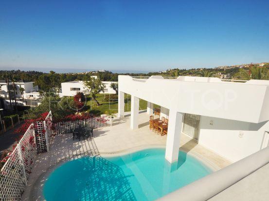 Capanes Sur villa with 2 bedrooms | Benarroch Real Estate