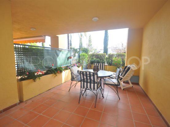 For sale ground floor apartment with 2 bedrooms in Atrium Bahia Marbella, Marbella East   Benarroch Real Estate
