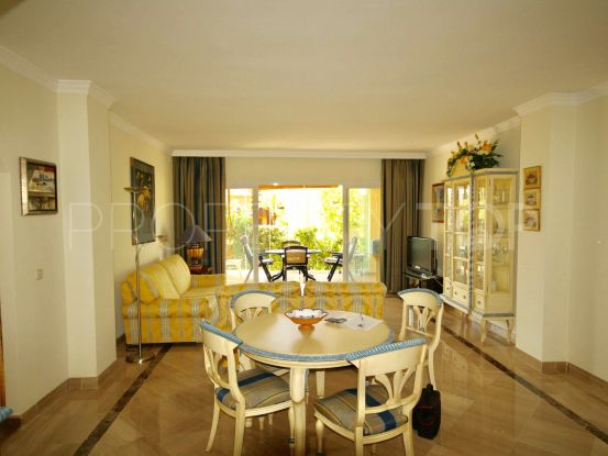 For sale ground floor apartment in Bahia de Marbella with 2 bedrooms | Nvoga Marbella Realty