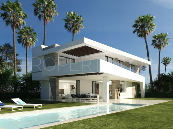 For sale villa in La Resina Golf with 4 bedrooms | Nvoga Marbella Realty
