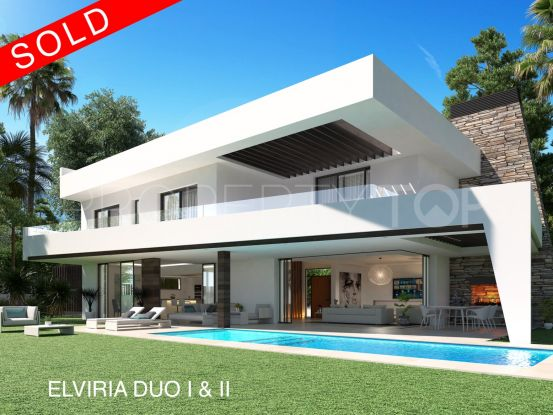 For sale Elviria villa   Nvoga Marbella Realty