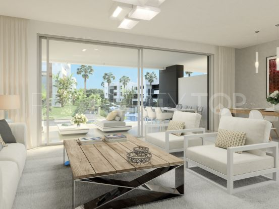 Buy ground floor apartment with 2 bedrooms in Selwo | Nvoga Marbella Realty