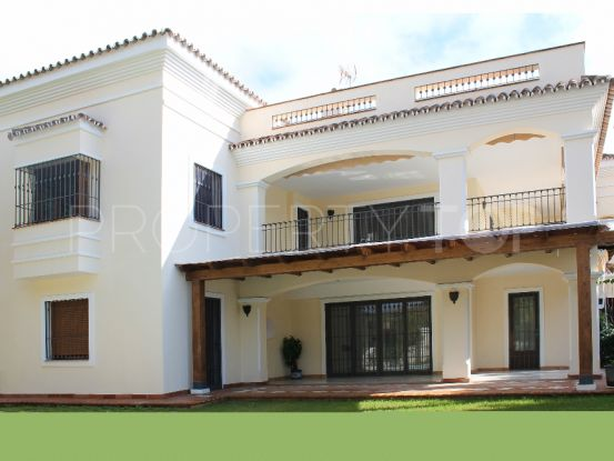 For sale villa in Costabella with 7 bedrooms | Nvoga Marbella Realty