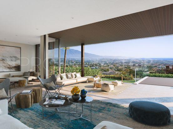 For sale villa with 4 bedrooms in La Alqueria, Benahavis | Nvoga Marbella Realty
