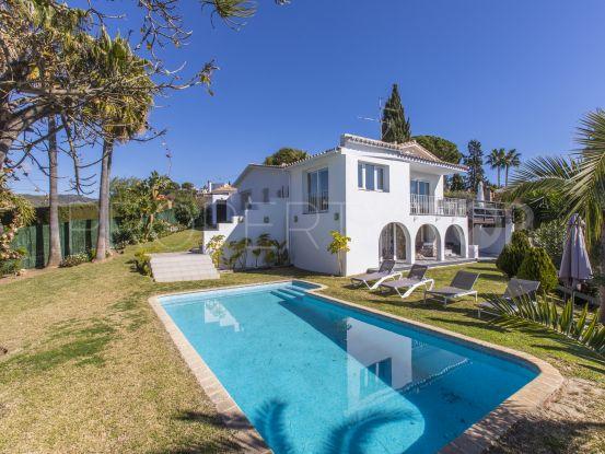 Buy 4 bedrooms villa in El Rosario, Marbella East | Nvoga Marbella Realty