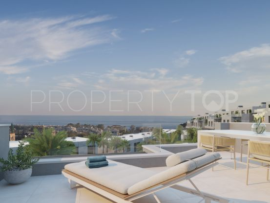For sale town house with 4 bedrooms in Selwo, Estepona | Nvoga Marbella Realty