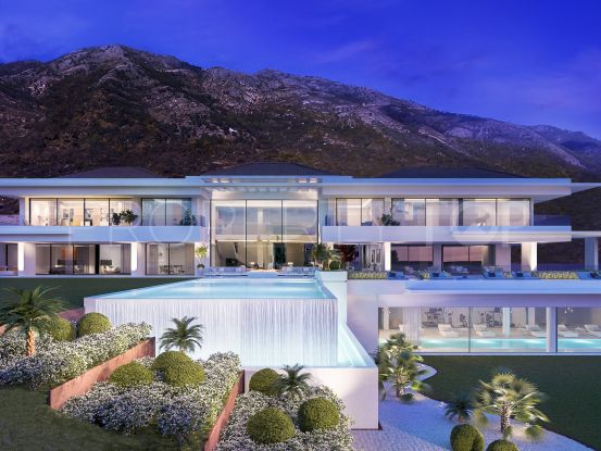 Villa in La Zagaleta, Benahavis   Nvoga Marbella Realty