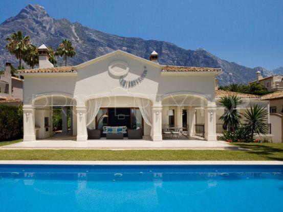 Villa for sale in Sierra Blanca with 4 bedrooms   Agnes Inversiones