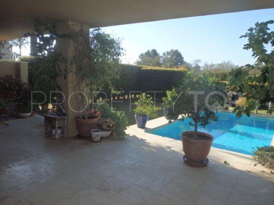 Buy ground floor apartment in Ribera del Rio, Sotogrande | SotoEstates