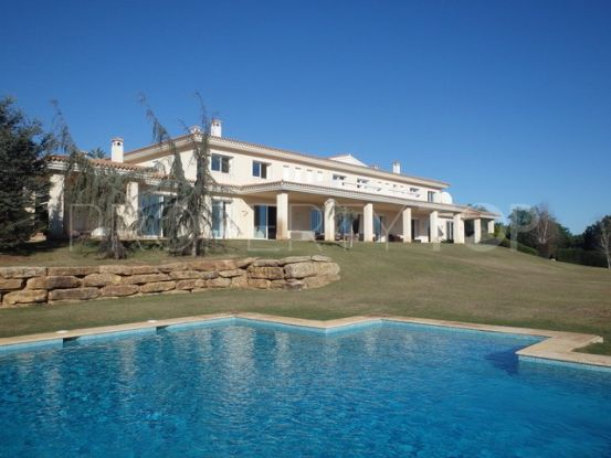 Buy Sotogrande Alto villa with 9 bedrooms | SotoEstates