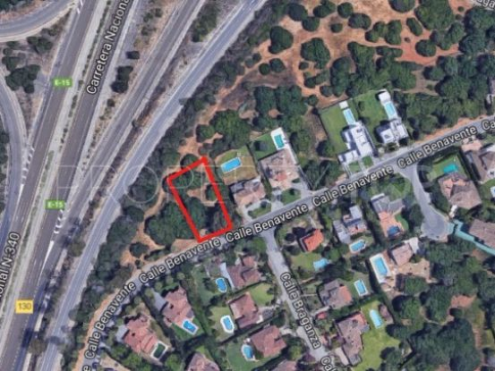 Sotogrande Costa plot for sale | SotoEstates