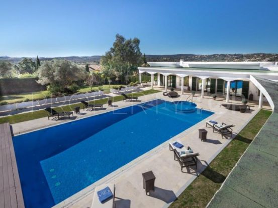 Villa in Sotogrande Alto with 8 bedrooms   SotoEstates